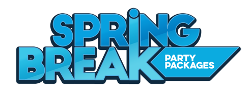 Spring Break Party Packages Retina Logo