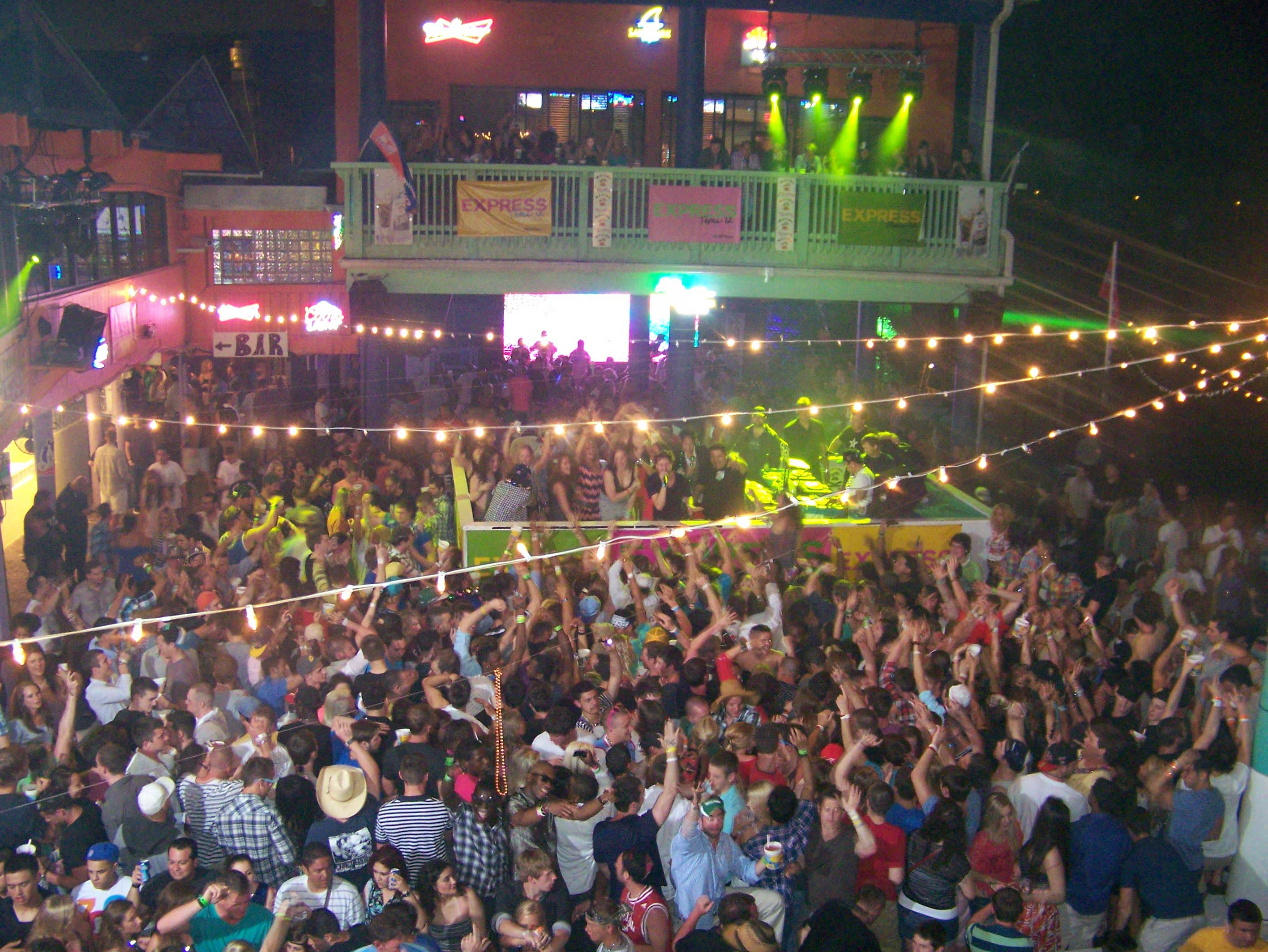 south padre island u2013 spring break party packages