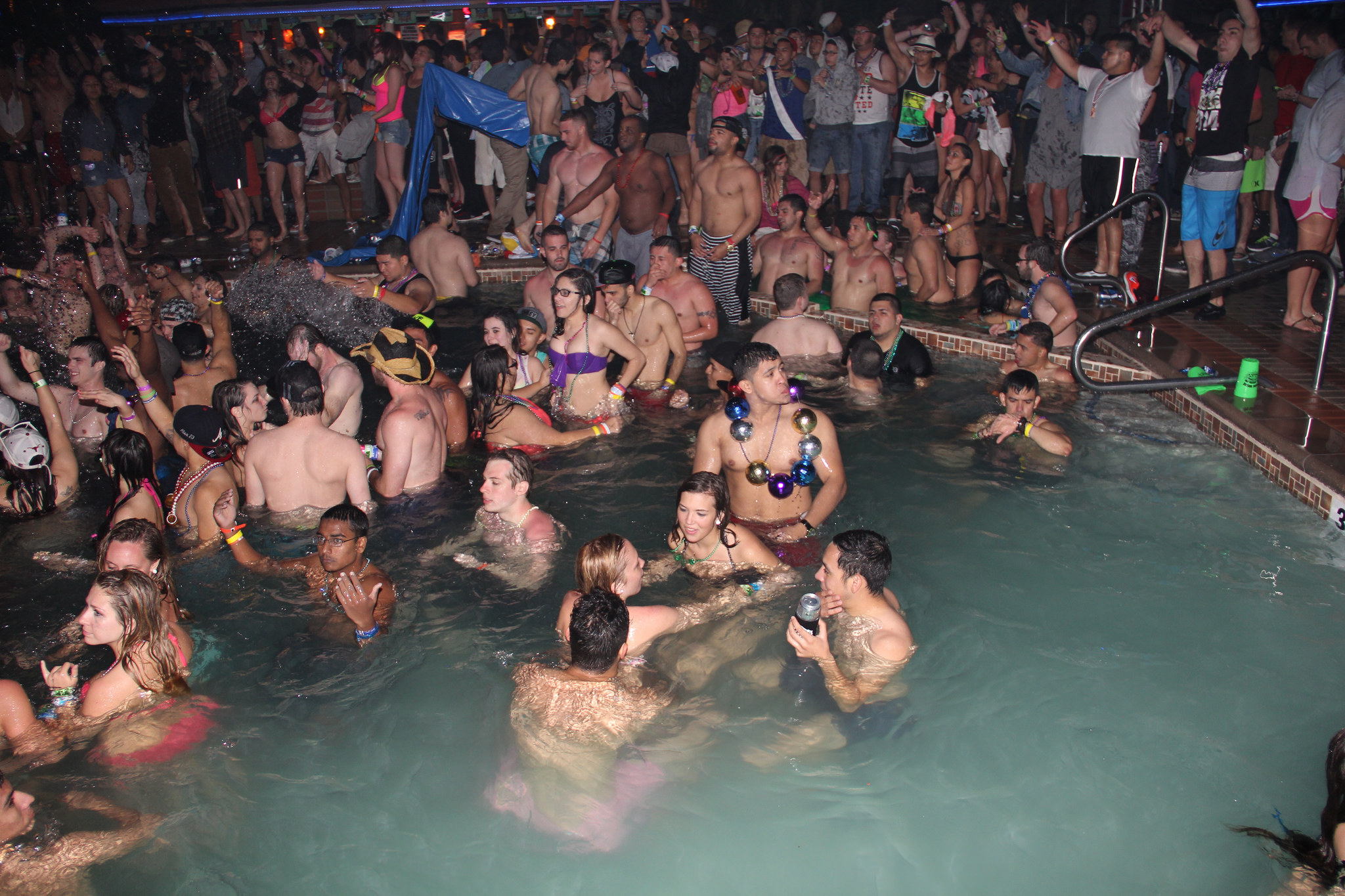 Peninsula Pool Party